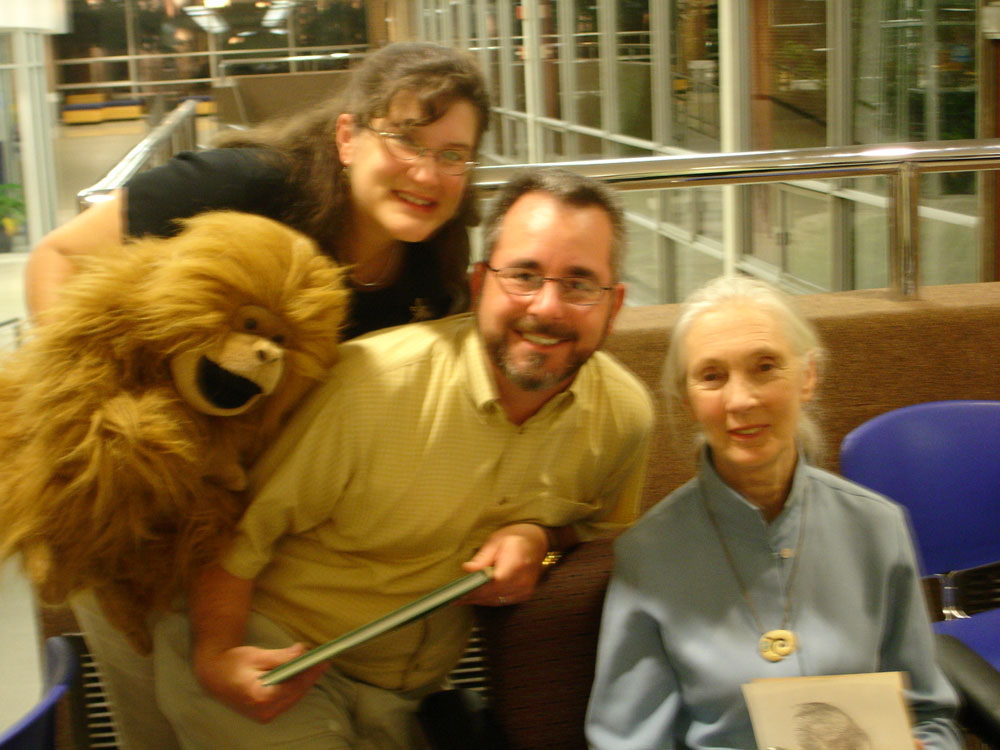an introduction to the life of jane goodall The hardcover of the untamed: the wild life of jane goodall by anita silvey at barnes & noble foreword jane goodall 6 introduction 8 chapter 1 childhood 10.